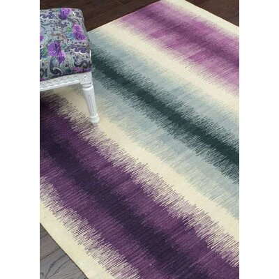 Okane Purple Area Rug