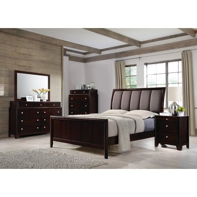 Elton Panel Bedroom Set