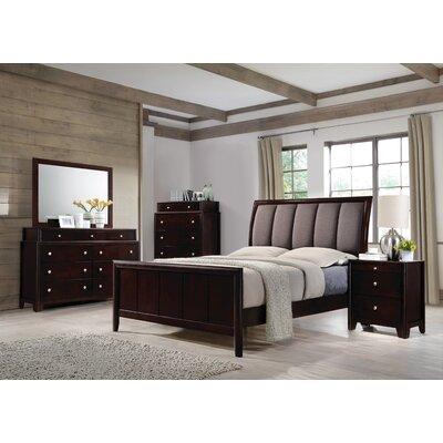 Elton Panel Customizable Bedroom Set