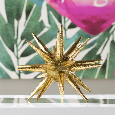Spiny Urchin Sculpture
