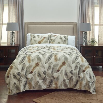 Coole Quilt Size: King