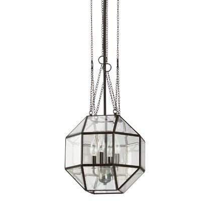 Ditmas Park 4-Light Globe Pendant I Size: 22.25 H x 12.25 W x 12.25 D
