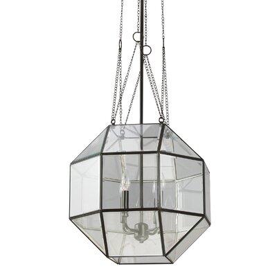 Ditmas Park 4-Light Globe Pendant I Size: 31.75 H x 18.25 W x 18.25 D