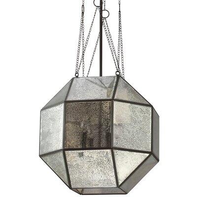 Ditmas Park 4-Light Globe Pendant Size: 31.75 H x 18.25 W x 18.25 D