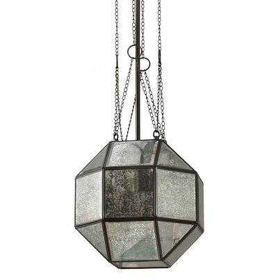 Ditmas Park 1-Light Pendant Size: Medium