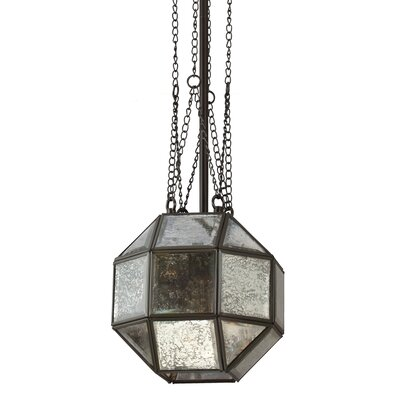 Ditmas Park 1-Light Pendant Size: Small