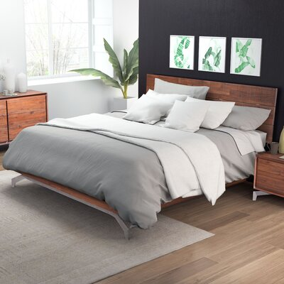 Riggleman Platform Bed Size: King