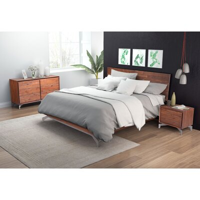 Perth Platform Customizable Bedroom Set