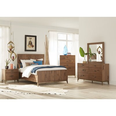 Guardado Panel Customizable Bedroom Set