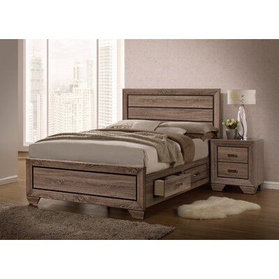Headboard and Footboard Size: King