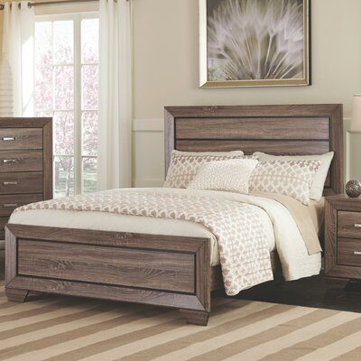 Barnsdall Panel Bed Size: California King