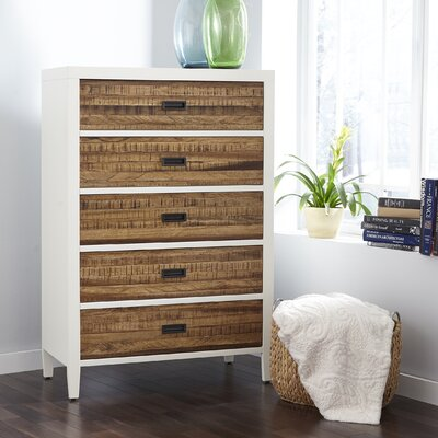 Haag 5 Drawer Chest