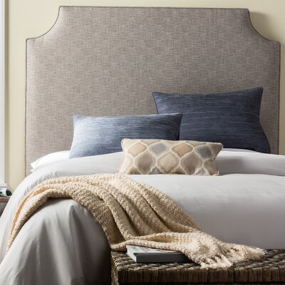 Franklin Square Upholstered Panel Headboard Size: Full