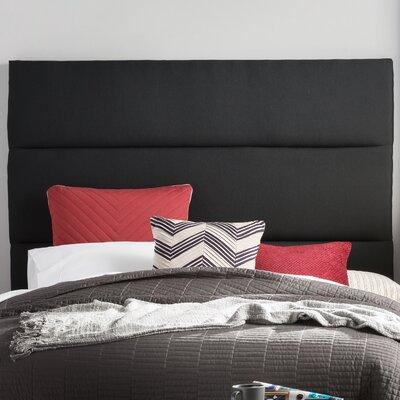 Franklin Square Upholstered Panel Headboard Size: Full