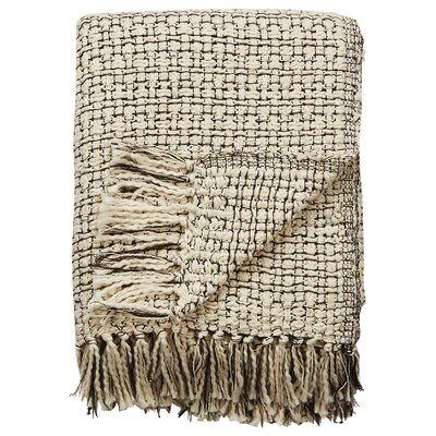 Carrizales Handmade Cotton Throw