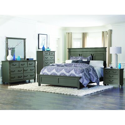 Gunther Platform Configurable Bedroom Set