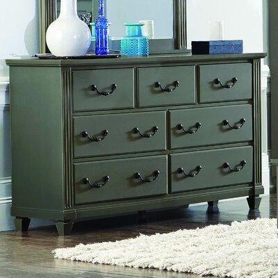 Steigerwald 7 Drawer Standard Dresser