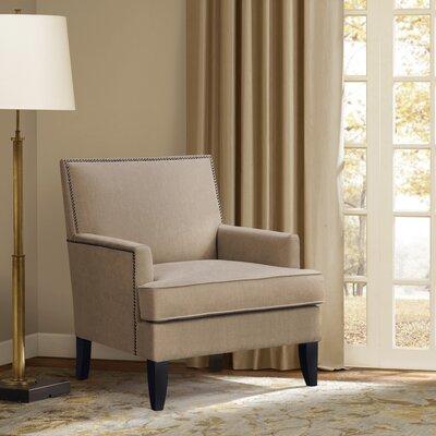 Aldwick Arm Chair Color: Sand