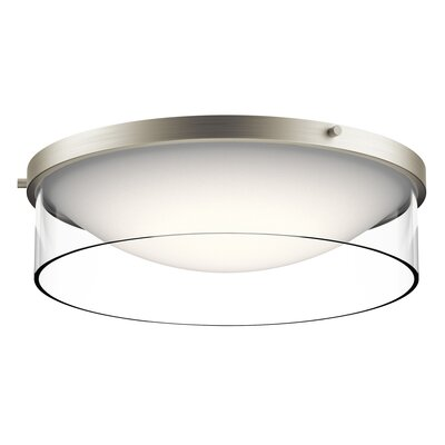 Guernsey 1-Light LED Flush Mount