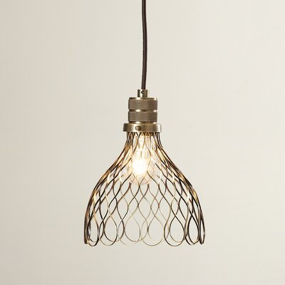 Eddy 1-Light Mini Pendant