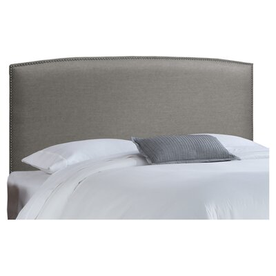Jacobus Upholstered Panel Headboard Size: Full