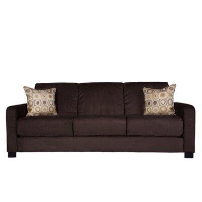 Tahoe Convert-a-Couch Sleeper Sofa Color: Raisin