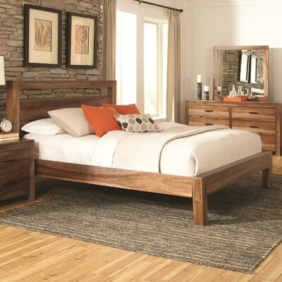 Fortson Platform Bed Size: California King