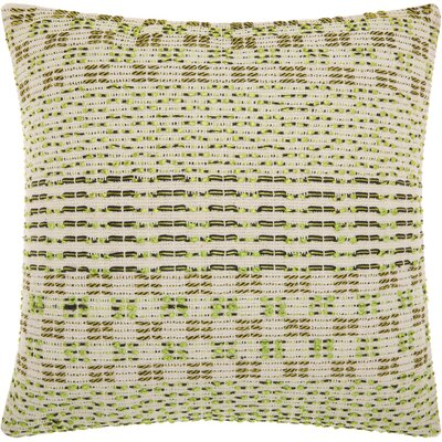 Levey Woven Luster Throw Pillow