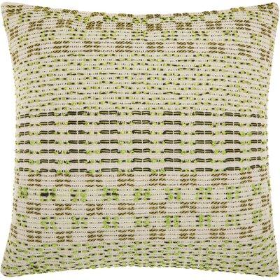 Brayden Studio Levey Woven Luster Throw Pillow