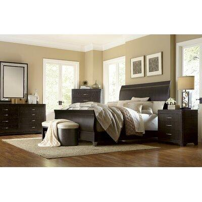 Gullett Sleigh Customizable Bedroom Set