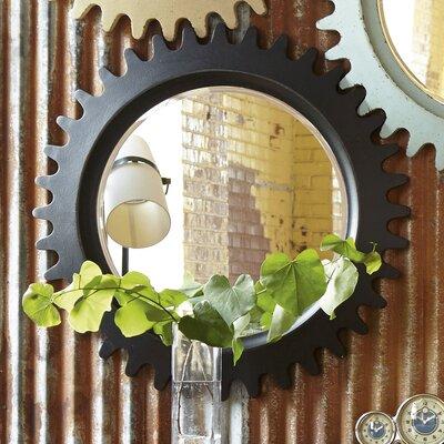 Brayden Studio Gullickson Round Wall Mirror