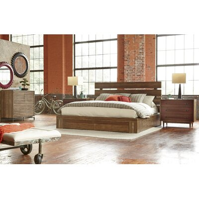 Gullickson Platform Customizable Bedroom Set