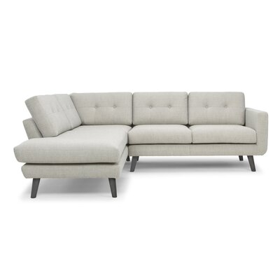 Depuy Sectional Upholstery: Mole