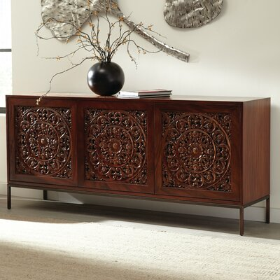 Farnum Sideboard Color: Brown