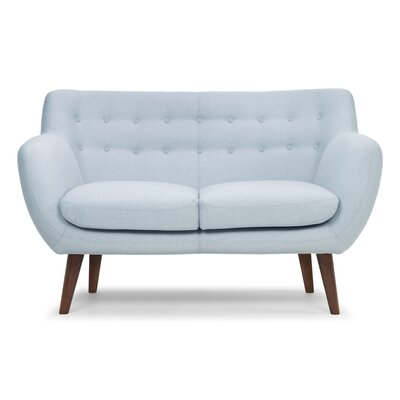 Brayden Studio Depuy Apartment Loveseat