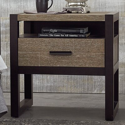 Riverdale 1 Drawer Nightstand