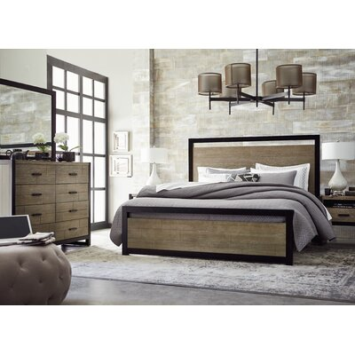 Riverdale Panel Configurable Bedroom Set
