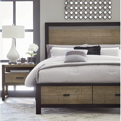 Riverdale Storage Platform Bed
