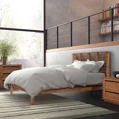 Glidden Platform Bed Size: Queen