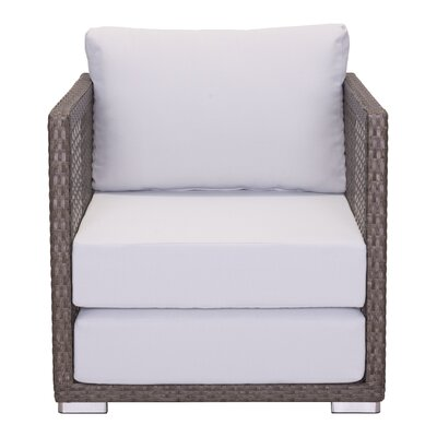 Brayden Studio Baca Arm Chair with Cushions