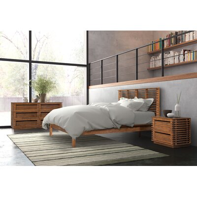 Glidden Platform Customizable Bedroom Set