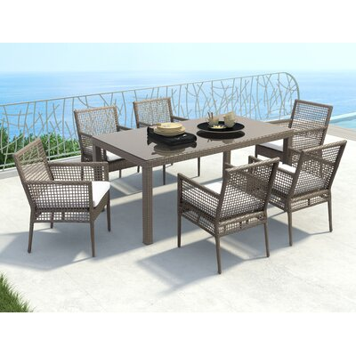 Baca 7 Piece Dining Set