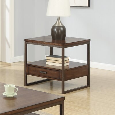 Groesbeck End Table