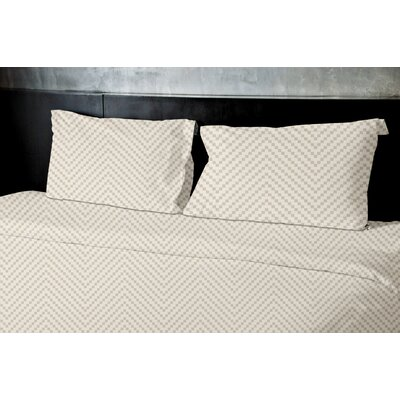 Dudek Duvet Set Size: King, Color: Tan