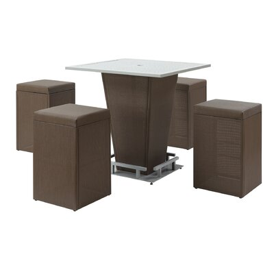 Bar Height Dining Set