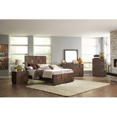 Benbow Panel Customizable Bedroom Set