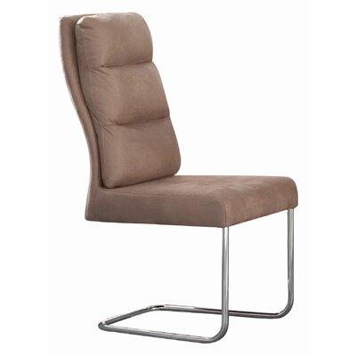 Brzezinski Side Chair Upholstery: Khaki