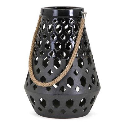 Brayden Studio Ceramic Lantern
