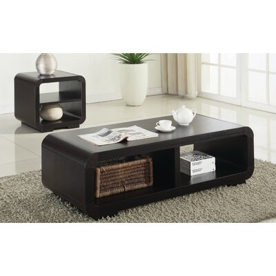 Alvardo 2 Piece Coffee Table Set