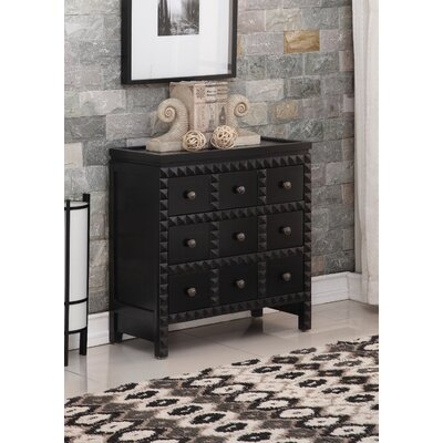 Gratton 3 Drawer Dresser